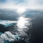 climate change ice caps melting and security action plans