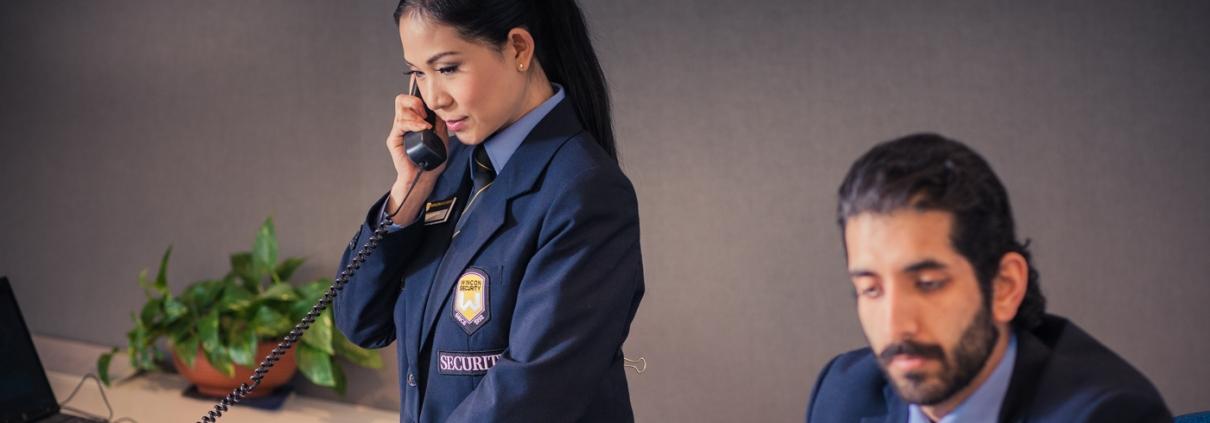 Wincon Engaged Condo Security Concierge