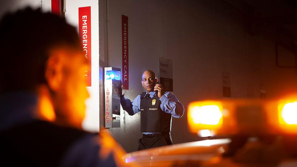 emergency action plan security response in toronto